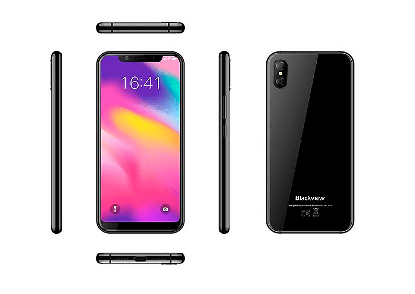 El primer smartphone con 5.85 pulgadas de pantalla con formato 19:9
