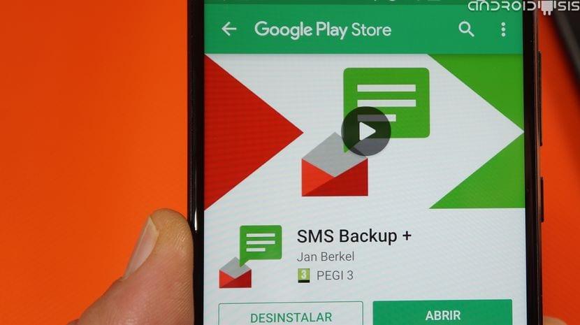 Cómo realizar una copia de seguridad de SMS y registro de llamadas sin necesidad de ROOT