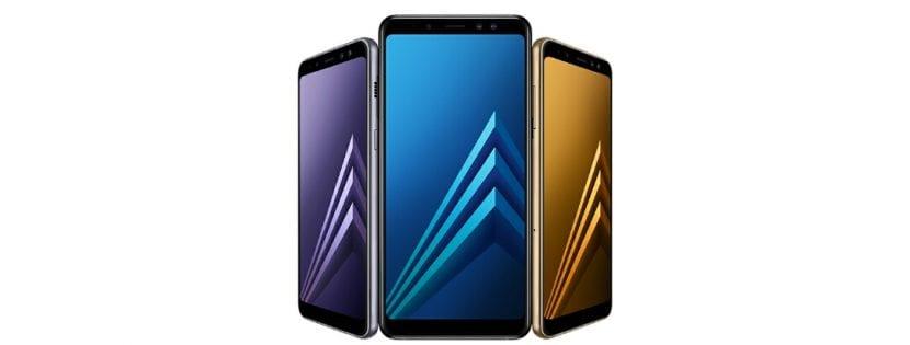El Samsung™ Galaxy™ A8 (2018) se descubre libre en España