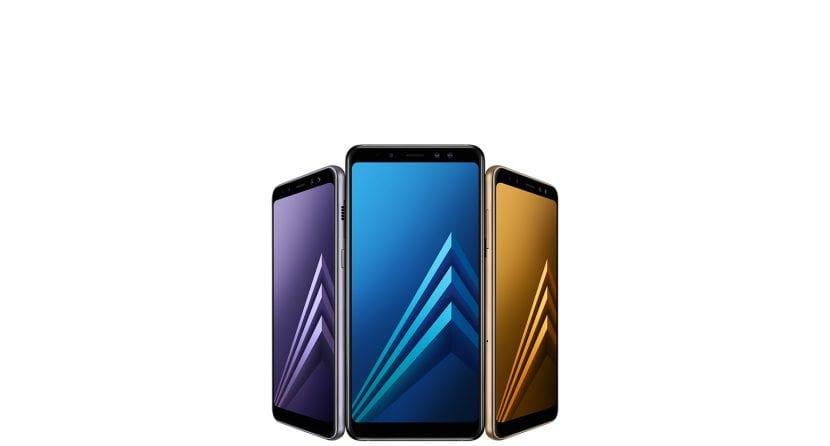 El Samsung Galaxy A8 (2018) llega a Holanda