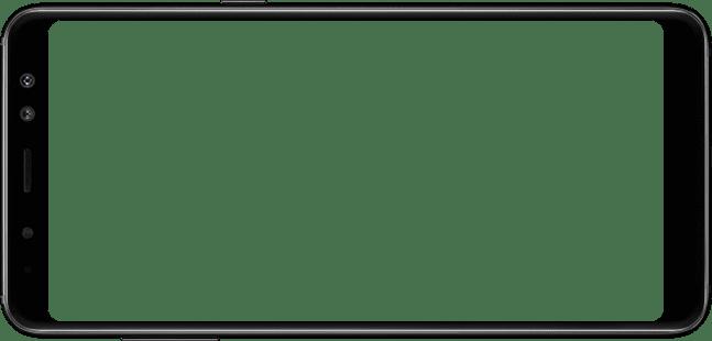 El Galaxy A8 tiene pantalla infinita