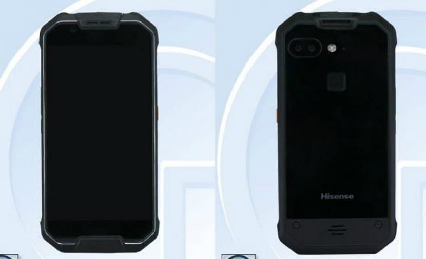 El Hisense P9 se deja ver en TENAA con una batería de 6000mAh y una pantalla AMOLED de 5.5 pulgadas