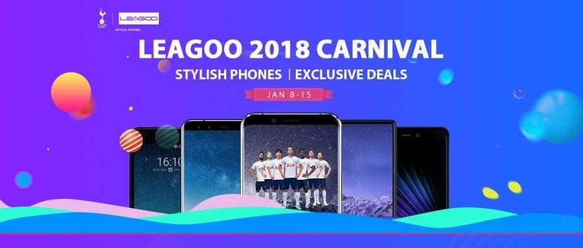 LEAGOO 2018 CARNIVAL