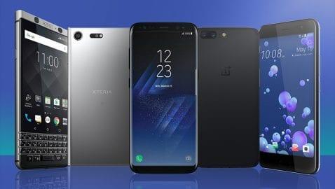 mejores smartphones 2017