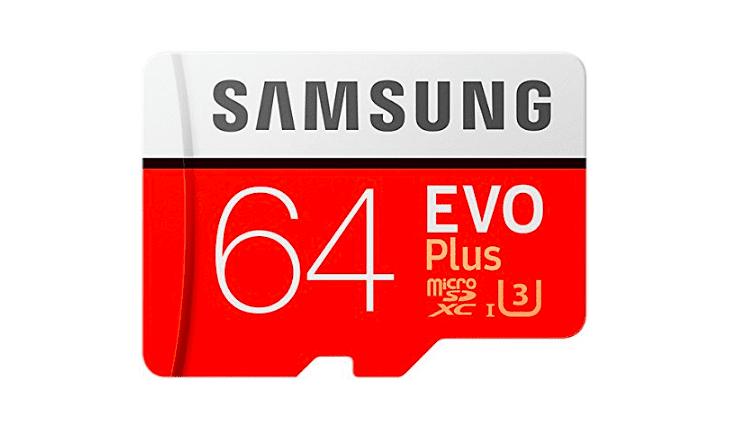MicroSD 64 Gb barata