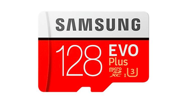 MicroSd Samsung 128 Gb oferta