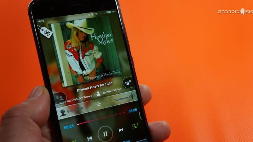 3D Sourround Music Player, ¿Merece la pena pagar casi 11 euros por una app?