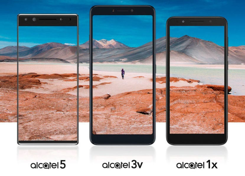 Alcatel Mobile Worl Congress