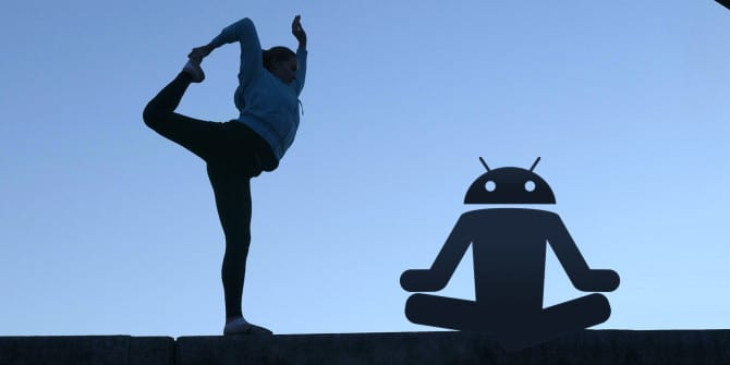 Android yoga