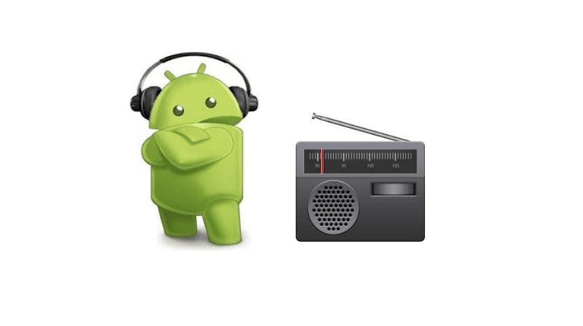 Aplicaciones radio Android