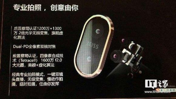 Cámara Nokia™ siete Plus