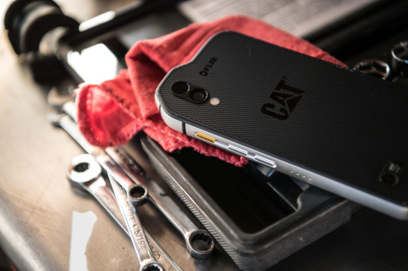 Cat S61, un smartphone Android