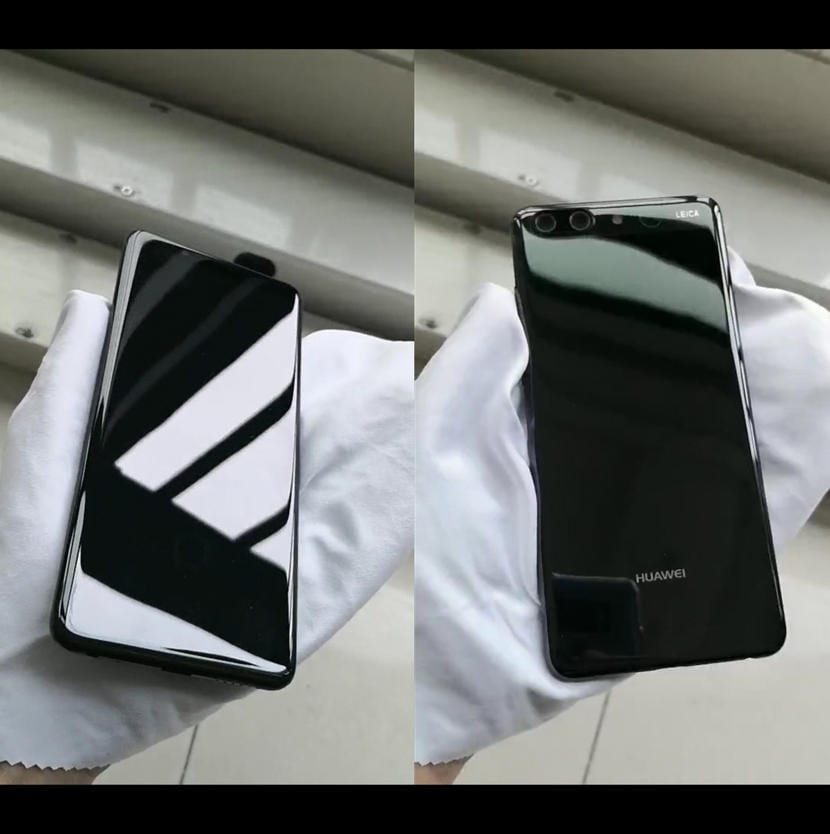 Filtración Huawei P20
