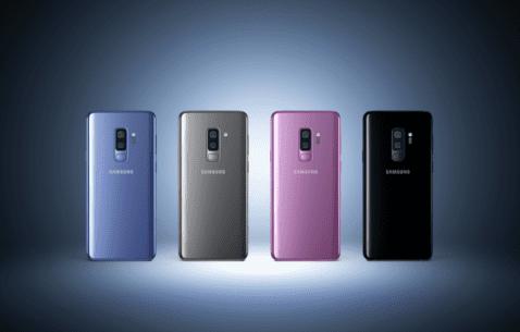 Reservar Galaxy S9/S9 Plus ahorro 376 Euros