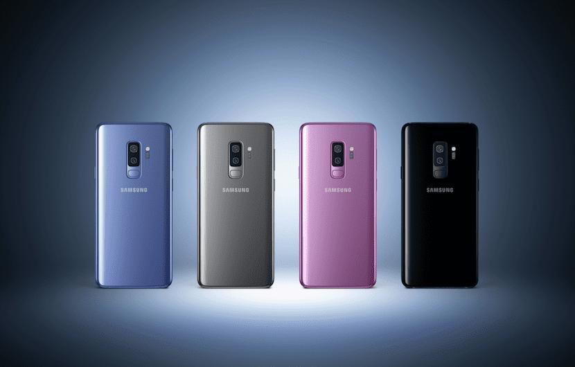 Reservar Galaxy™ S9/S9 Plus ahorro 376 Euros
