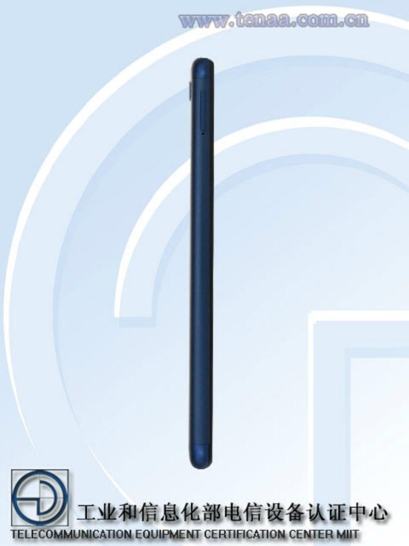 Lateral Huawei® FLA-AL10