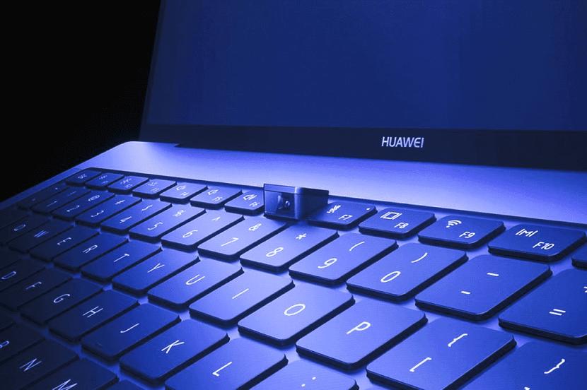 Huawei MateBook X Pro Camara