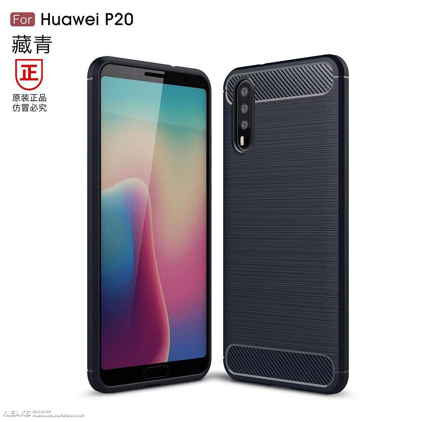 Huawei P20 Funda