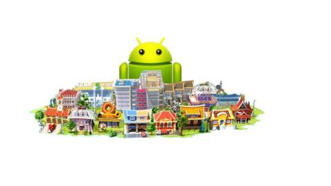 Juegos construcción Android