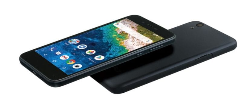 Características del Sharp Android One S3