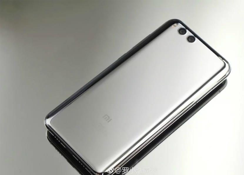 Detalles filtrados del Xiaomi Mi 7