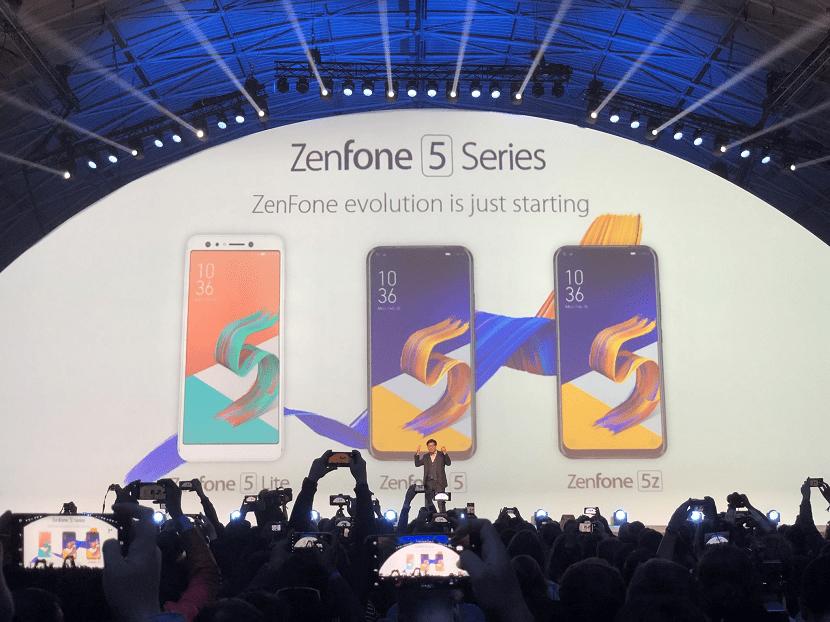 Zenfone 5(cinco) Series