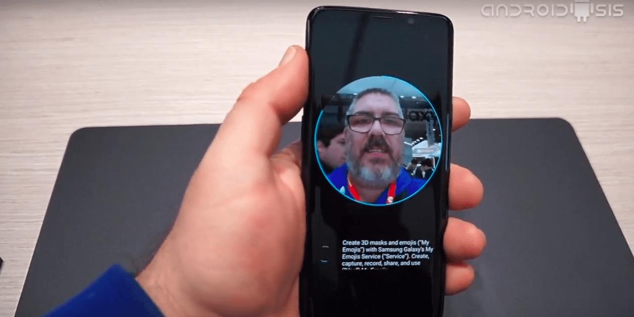 Desde el MWC18 te mostramos como funcionan los nuevos Art Emojis del Samsung Galaxy S9 y S9 Plus