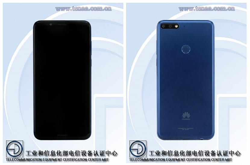 Huawei Enjoy 8 en TENAA