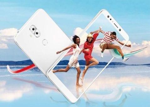 imágenes y características del Asus Zenfone 5 Lite