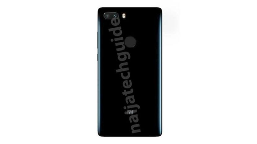 Supuesto diseño del Xiaomi Mi 7