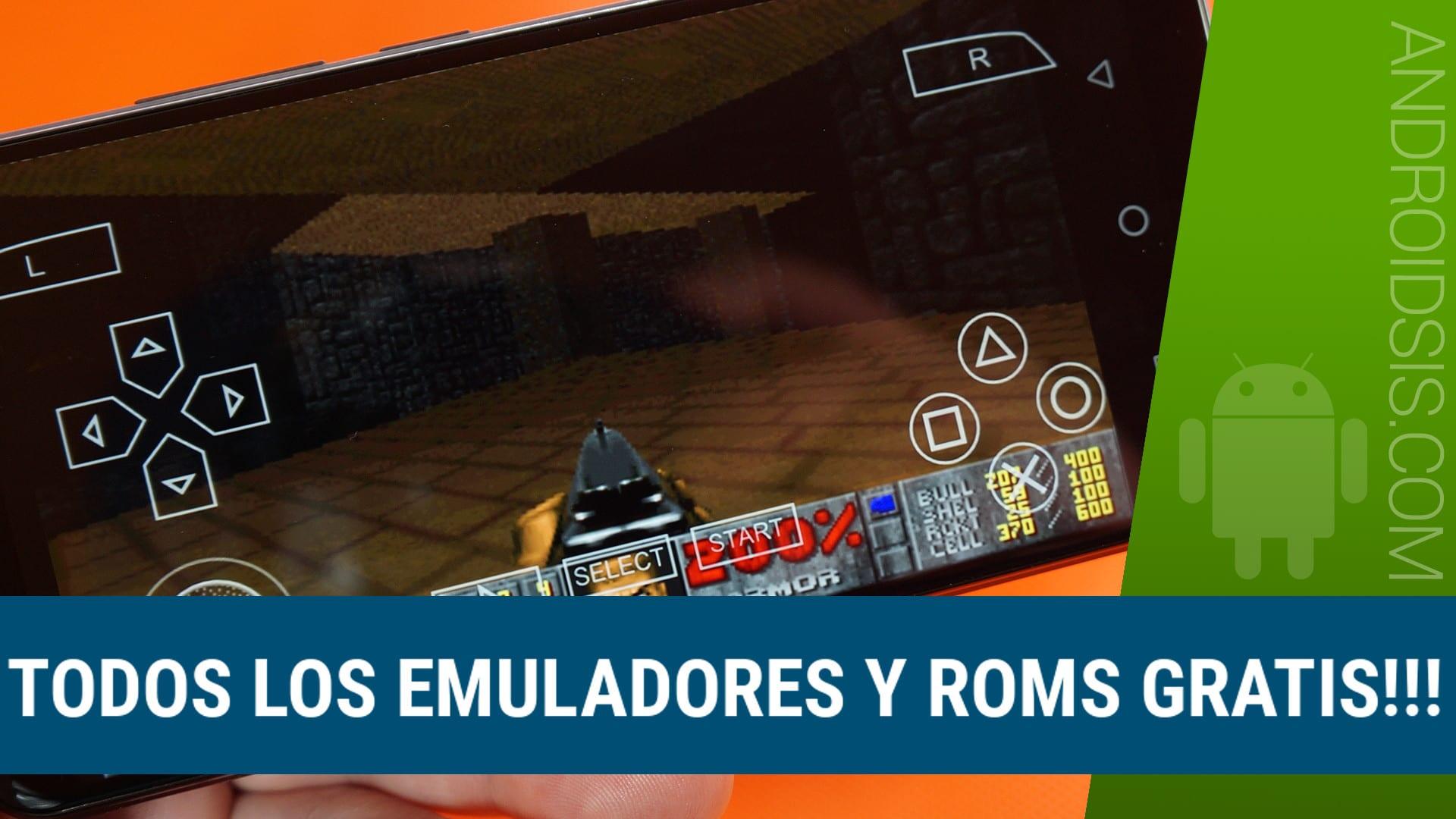 [APK] Cómo tener todos los emuladores y juegos gratis en tu Android