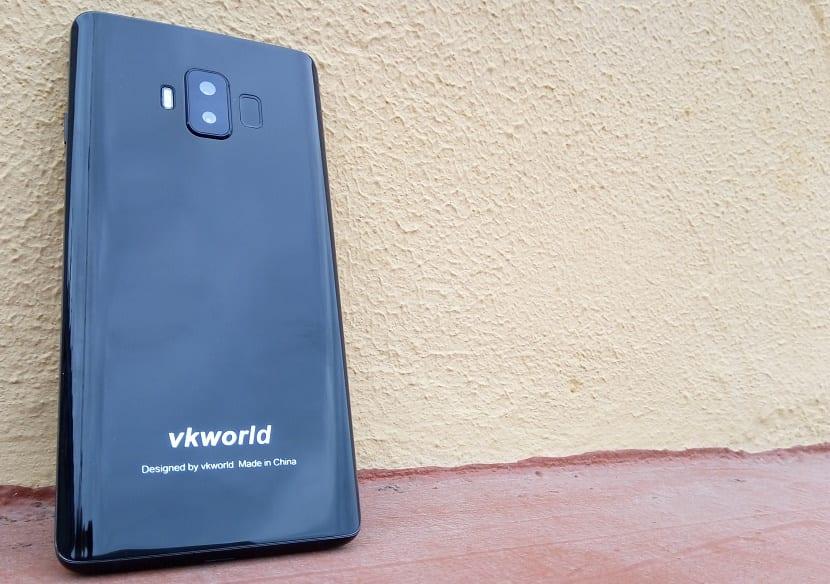 vkworld S8 diseño