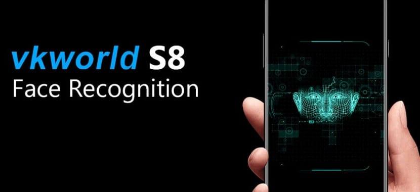 vkworld S8 face recognition