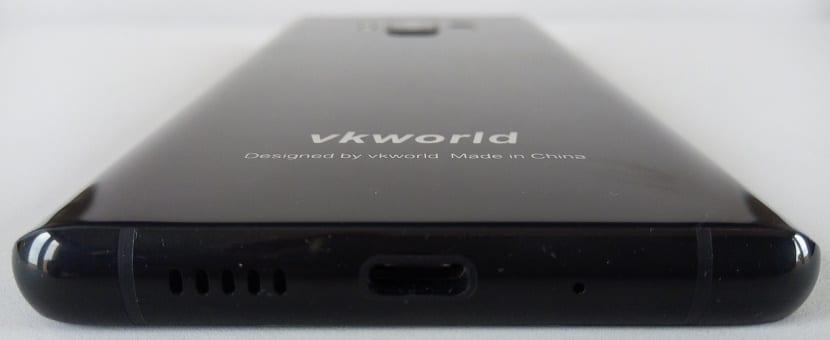 vkworld S8 parte inferior