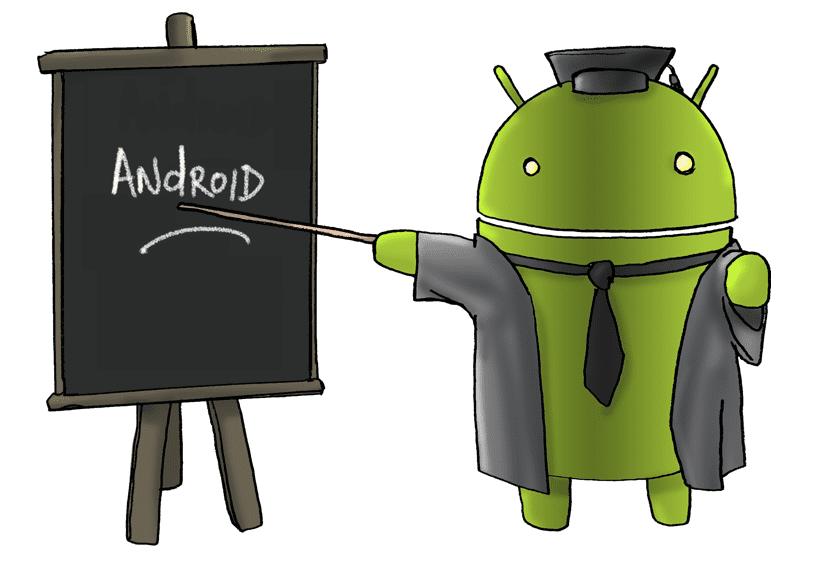 Android aplicaciones estudiantes