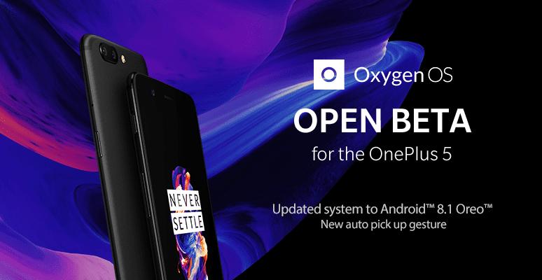 Beta OnePlus 5