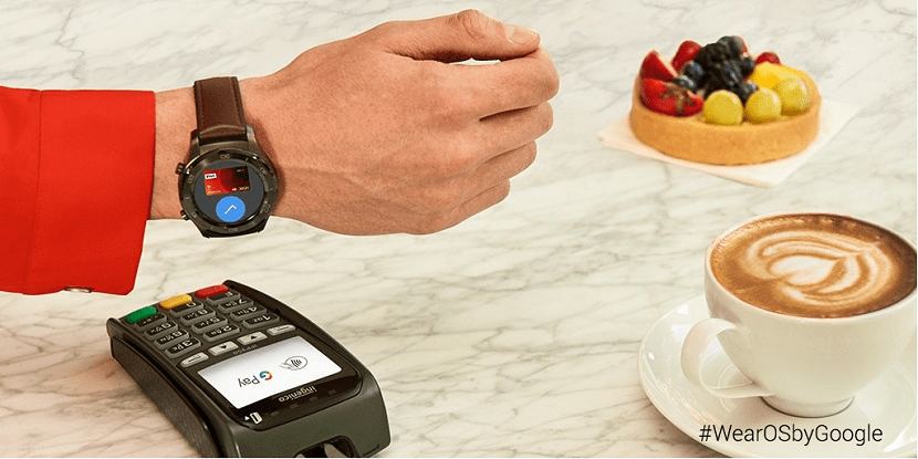 Google Pay Wear OS