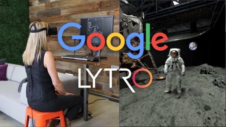 Google compra Lytro