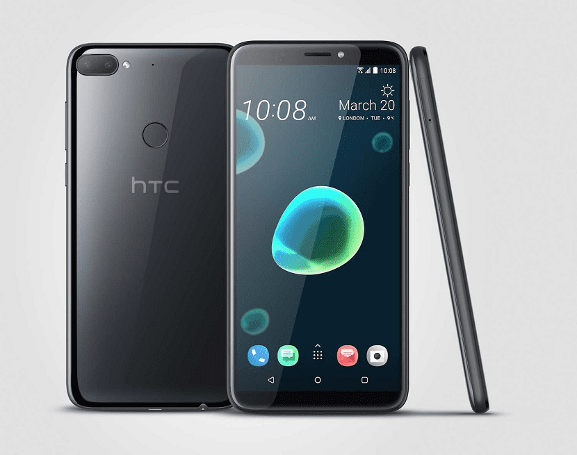 HTC Desire 12+ Oficial