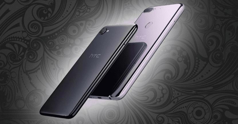 HTC Desire 12 y 12+