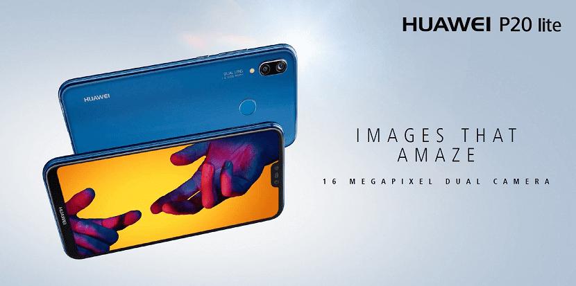 Huawei P20 Lite Oficial