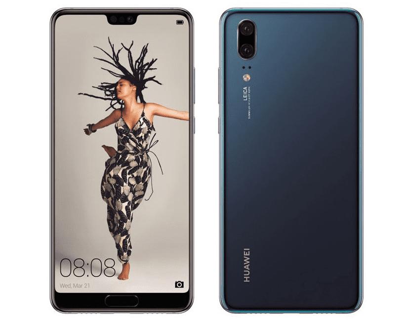 Huawei P2'