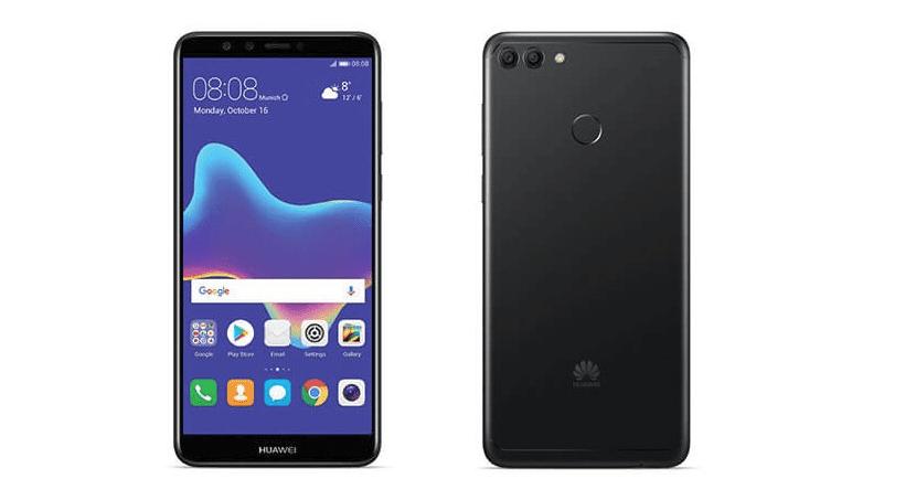 Huawei Y9 2018 Frontal