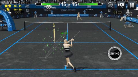 Juegos tenis Android