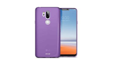 LG G7 diseño