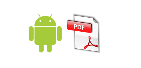 Lector PDF Android