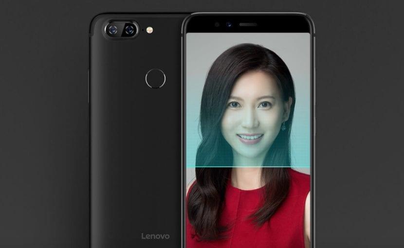 Lenovo K5 y K5 Play con reconocimiento facial