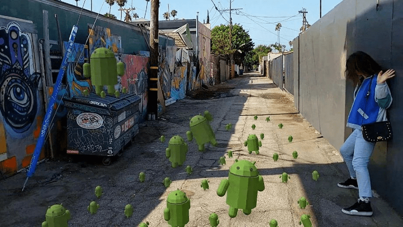 Realidad aumentada Android
