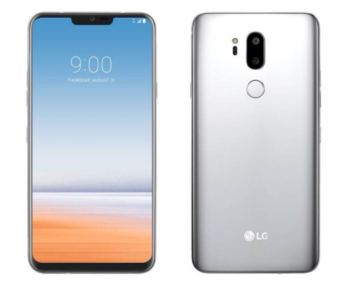 Render LG G7
