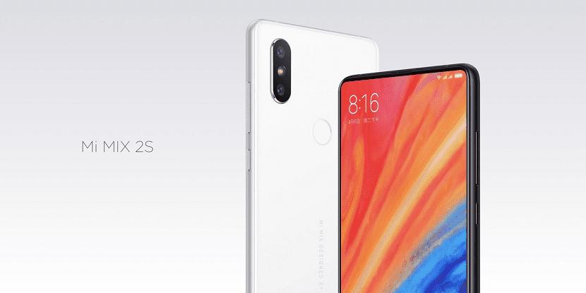 El Xiaomi Mi MIX 2S a punto de actualizarse a Android Pie